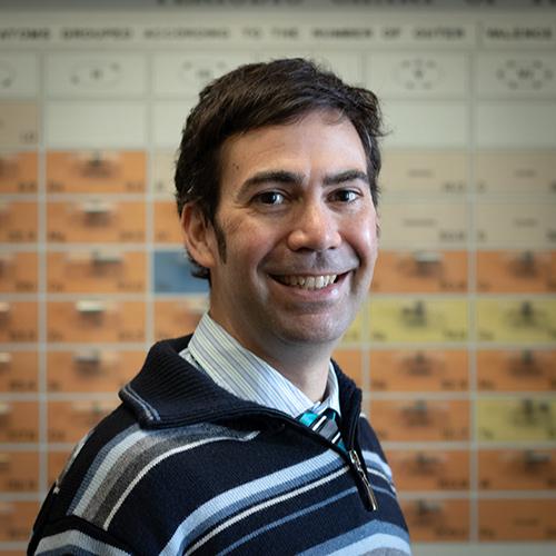 Prof. Aaron D. Sadow